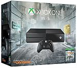 Microsoft Xbox One 1TB Tom Clancy's The Division Bundle $319