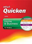 Upgrade to Quicken 2016 Home and Business for $10
