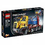 LEGO Friends Jungle Tree Sanctuary $21,LEGO Technic Container Truck $56