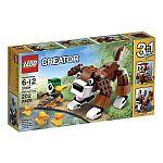 LEGO Creator Park Animals 31044 $12