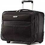 "Samsonite LIFTwo 18"" Wheeled Travel Essential Boarding Bag $59"
