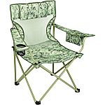 Ozark Trail Defender Digi-Camo Quad Folding Camp Chair $10