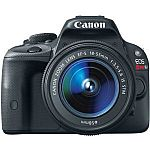 Canon EOS Rebel SL1 18MP DSLR Camera with 18-55mm IS lens + $70 Dell eGift Card $499