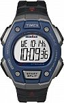 Timex Ironman Men's Classic 50 Lap Timer Full Size Running Watch $19 and more