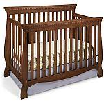 Storkcraft Venetian Fixed-Side Convertible Crib $99.99