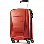 """Samsonite Winfield 2 Fashion HS Spinner 20"""" $85 and more"""