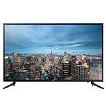 "Samsung UN40JU6100FXZP 40"" 4K Smart UHD TV $460"