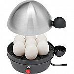 Kalorik Stainless Steel Egg Cooker $12