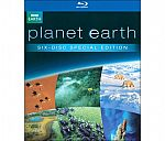 Planet Earth, Frozen Planet, or Life (Blu-ray) $15 Each