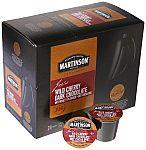 24-cup Martinson Wild Cherry Dark Chocolate Hot Cocoa Realcups $3.80