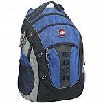 Wenger SwissGear Granite Deluxe Laptop Backpack $30
