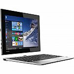 "Toshiba 10.1"" Satellite Click10 LX0W-C64 64GB Multi-Touch 2in1 Tablet $228"