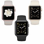 Apple Watch New other Sport 38mm $200, 42 mm $249