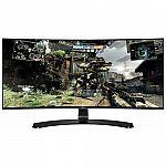 """34"""" LG 34UC88-B 21:9 Curved UltraWide IPS WQHD (3440x1440) LED Monitor $725"""