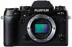 Fujifilm X-T1 16 MP Mirrorless Digital Camera with 3.0-Inch LCD (Body Only) (Weather Resistant) $699