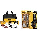 DEWALT 20V XR Brushless Oscillating Multi-Tool Kit w/5-Pc Accessory Kit $159