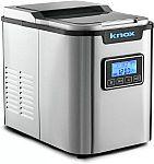 Knox Portable Ice Maker w/LCD Display $115