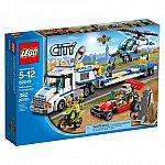 LEGO City Helicopter Transporter 60049 $30.80