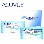 30% off Acuvue Oasys Contact Lenses & More + $10 off $50