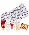 Clarins GWP: Free 7-pc Gift + 9-Pc. Sampler Bag with $75 purchase