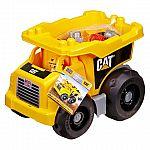 Mega Bloks Cat Large Dump Truck $18