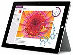 "Microsoft Surface 3 Tablet With 10.8"" Full HD Display (Atom Z8700, 4GB, 128GB) $400"