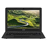 "Acer Aspire One Cloudbook 11.6"" Notebook (Intel Celeron N3050 2GB 32GB SSD - Manufacturer Refurbished) $100"