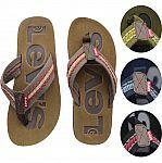 Levis Jeans Kyle Men's Thong Sandals Flip Flops $12