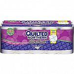 Quilted Northern Ultra Plush Three-Ply Bathroom Tissue 30 Rolls $10