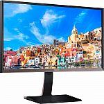"""Samsung 32"""" WQHD LED Monitor (S32D850T) $380"""
