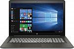 "HP ENVY m7-n109dx 17.3"" Touch-Screen Laptop (i7-6500U 16GB 1TB 1080p GeForce 940M) $800"