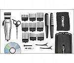 Conair Custom Cut 21-Piece Haircut Kit $13