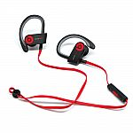 Beats By Dre Powerbeats 2 Wireless Bluetooth In Ear Headphones (Manufacture Refurbished) $69