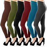 Nicole Miller Leggings (6 Colors) $5 + Free shipping