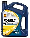 3-Pack 1-Gallon Shell Rotella T6 5W-40 Full Synthetic Diesel Motor Oil $23.86 AR