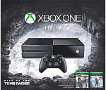 Xbox One 1TB, Rise Tomb Raider Bundle + $50 Best Buy gift card $350