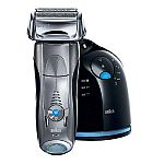 Braun Series 7-790CC Cordless Pulsonic Shaver System $128 and more