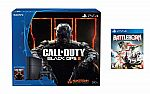 Playstation 4 500GB Call of Duty Black Ops III bundle + Battleborn $349