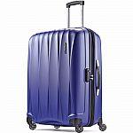 "American Tourister Arona Premium Hardside Spinner Luggage: 20"" $69, 25"" $79"