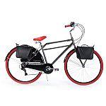 700c Huffy Supreme Men's Cruiser Bike $79