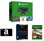 $399 for Xbox One 1TB Console + 3 Games + $50 Amazon GC + Halo 5 Limited Edition + Forza Horizon 2