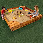 KidKraft Backyard Sandbox + $20 Kohls cash $105 (kohls card) and more