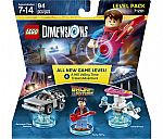 WB Games LEGO Dimensions Level Pack (Back to the Future) $12