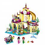 20% Off LEGO Friends, Disney Princess Building Sets + Extra $5 Off $30