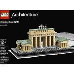 LEGO Architecture Brandenburg Gate 21011 $22.40