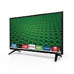 "VIZIO D28h-D1 D-Series 28"" Class Full Array LED Smart TV + $75 Dell eGift Card $160, 60"" LG 60UF7300 4K HDTV + $250 GC $999"