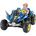 Fisher-Price Power Wheels Batman Dune Racer Battery-Powered Ride-On $199