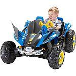 Fisher-Price Power Wheels Batman Dune Racer Battery-Powered Ride-On $199