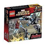 LEGO Superheroes Iron Man vs. Ultron $10