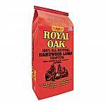 Royal Oak 15.44 lb. 100% All Natural Hardwood Lump Charcoal $7.88